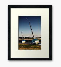 Blakeney Rest Framed Print