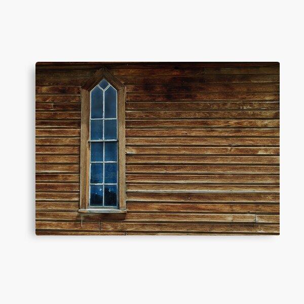 church window Canvas Print