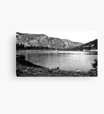 Diamond Lake Leinwanddruck