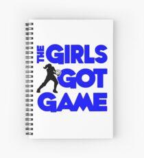 THE GIRLS GOT GAME Spiralblock