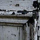 weathered door by Leeanne Middleton