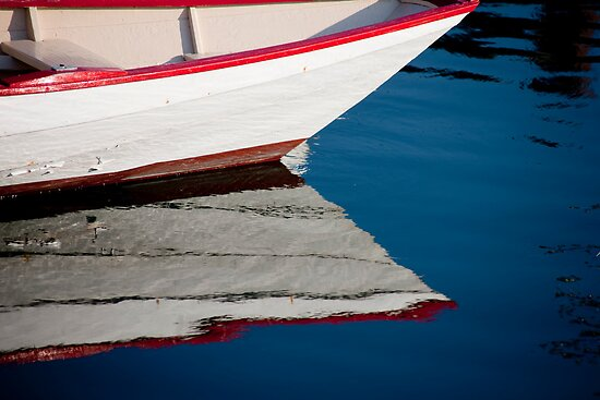 Red, White, And Blue by phil decocco