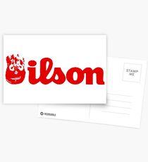 Wilson Postcards
