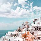Santorini Oia Griechenland von PrintsProject