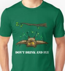 Don't drink and fly T-Shirt