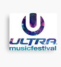 ULTRA MUSIC FEST Metal Print