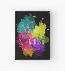 Philippians 4:13 Hardcover Journal