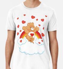 Pflege Bären 80er Premium T-Shirt