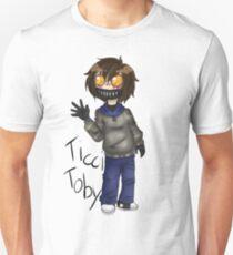 Camiseta unisex Chibi Ticci Toby