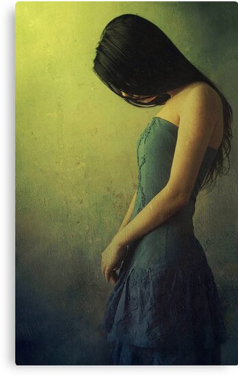 Silent Grief by Irina Bojariu