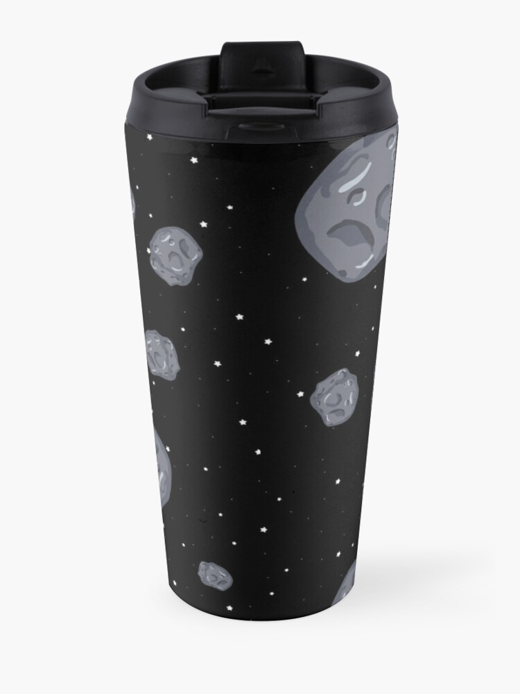 Alternate view of Asteroid Hugs Travel Mug