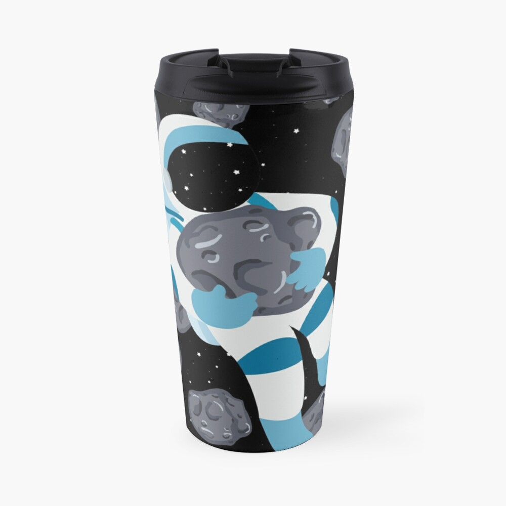 Asteroid Hugs Travel Mug