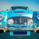 1961 Austin Healey by Hawley Designs