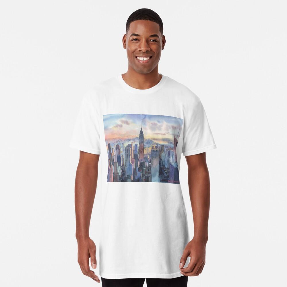 New York Long T-Shirt