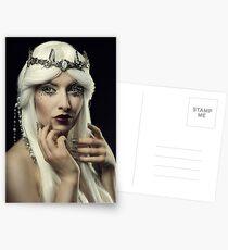 Ice Fairy Postcards