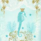 Seahorse by Wendy Paula Patterson
