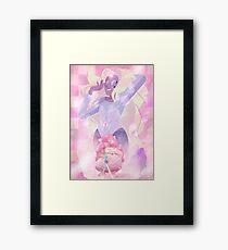 Dance fusion Framed Print