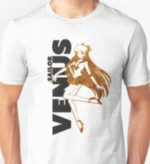 Sailor Venus PlanetScape Decal Unisex T-Shirt