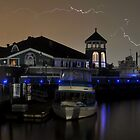 Alexandria, Virginia  Waterfront  by Matsumoto