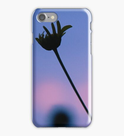 As long as I have sunsets... iPhone Case/Skin