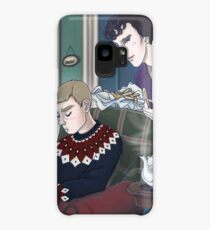 Late Lunch at 221B Baker Street Case/Skin for Samsung Galaxy