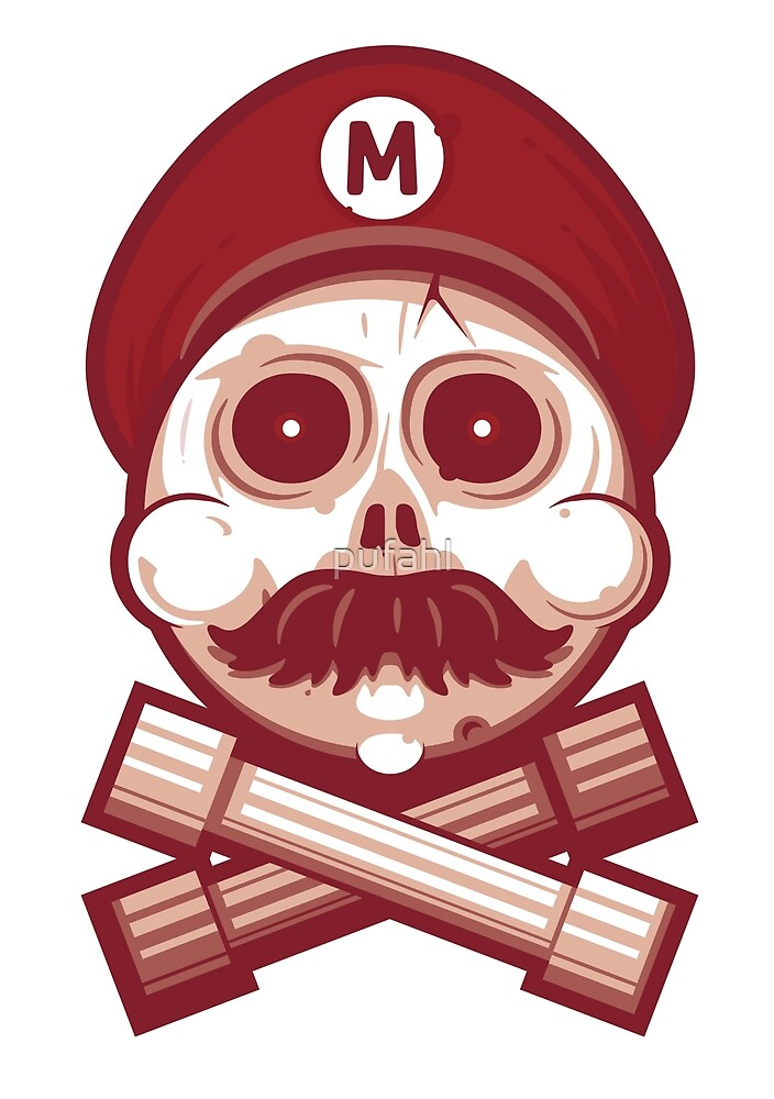 DEAD EYED PLUMBER by pufahl