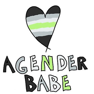 Agender Babe by amymhughes