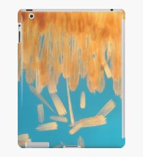 Brush Painted iPad Case/Skin