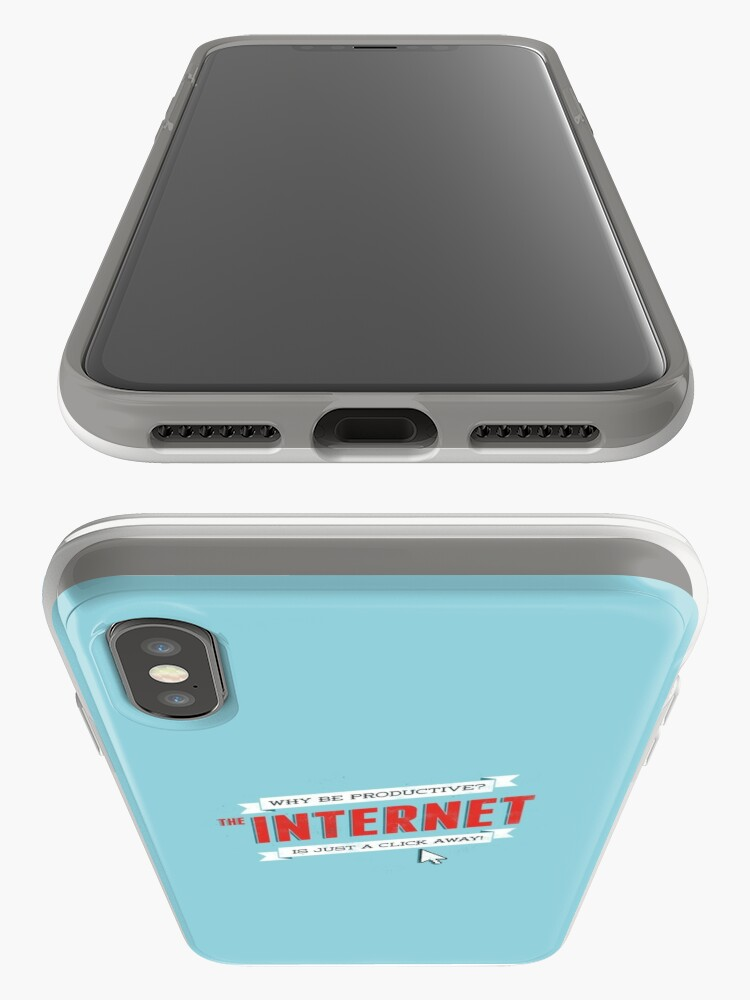 Alternate view of The Internet iPhone Case & Cover