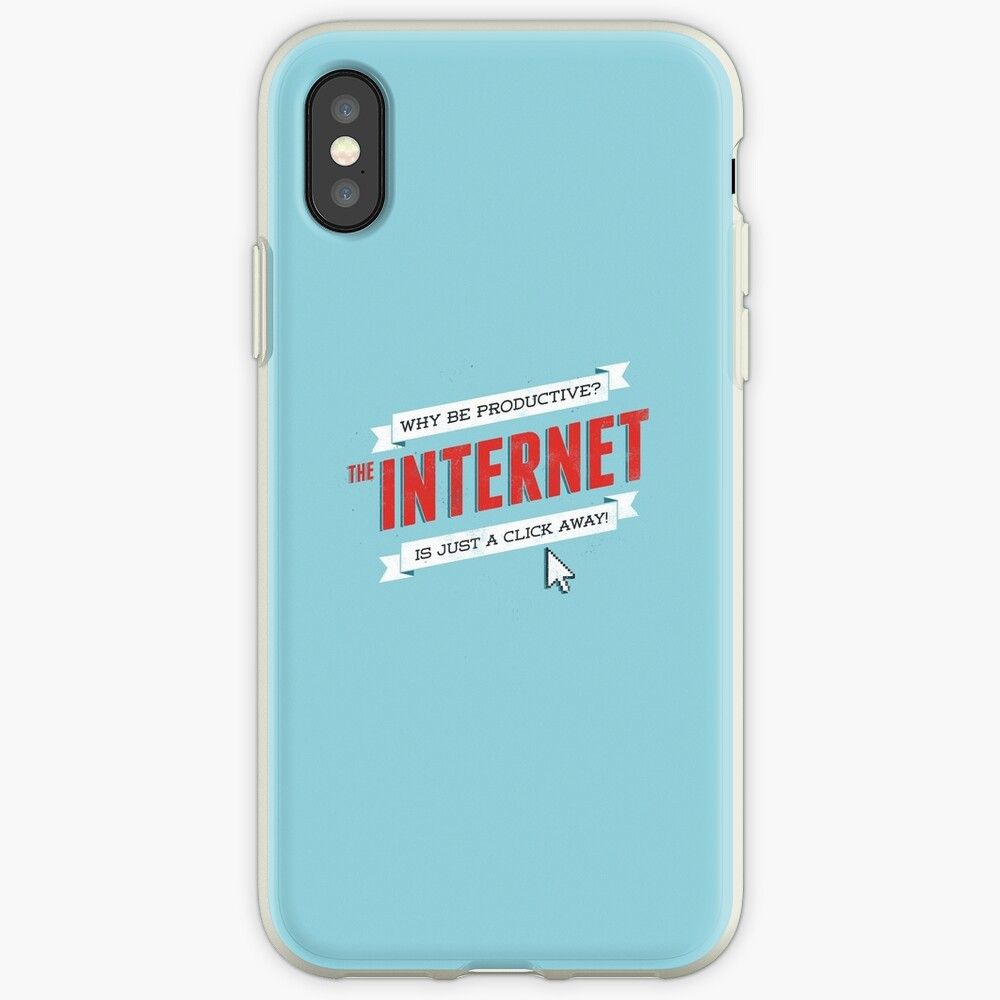 The Internet iPhone Case & Cover