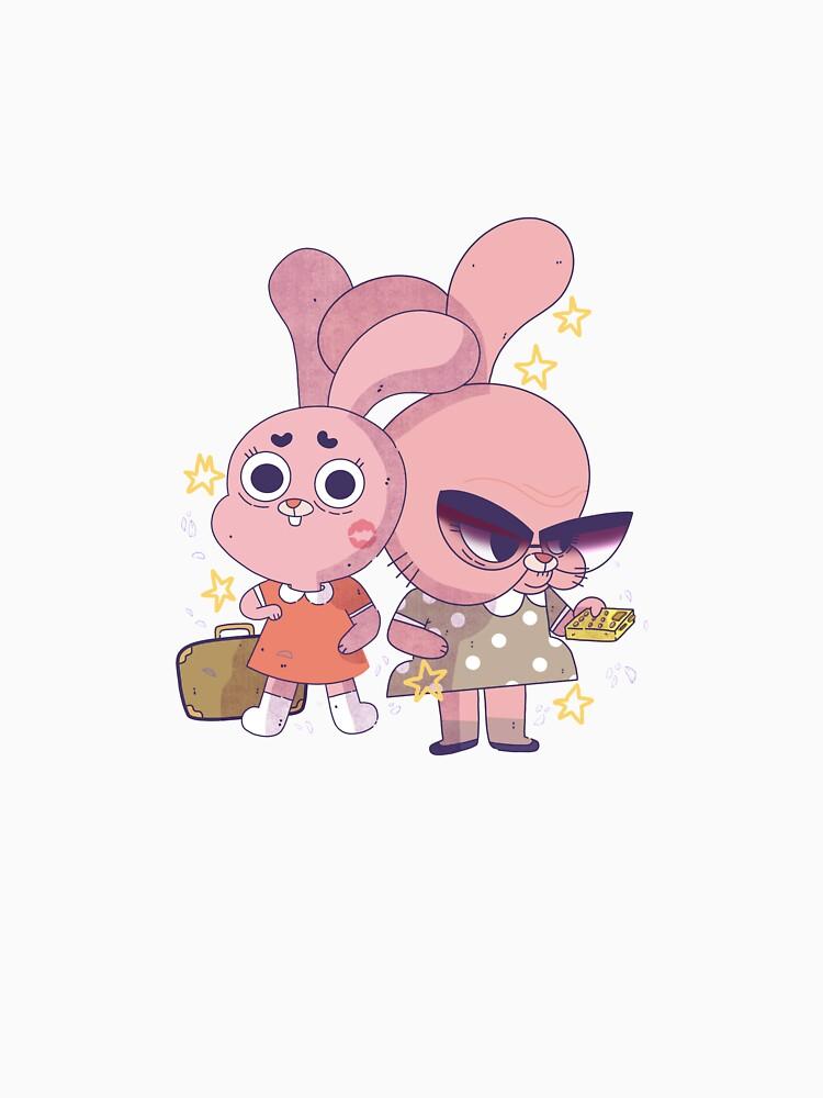 Anais und Oma Jojo von IruExposito