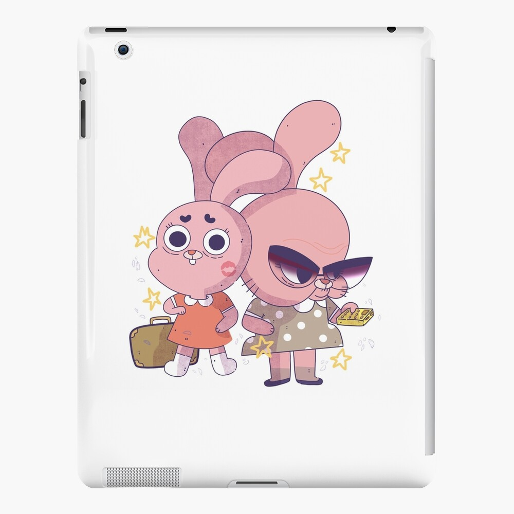 Anais and Granny Jojo iPad Case & Skin