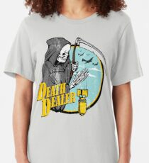 B-17 Flying Fortress (distressed) Slim Fit T-Shirt