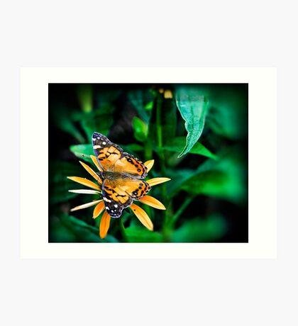 Wings of Glory Art Print
