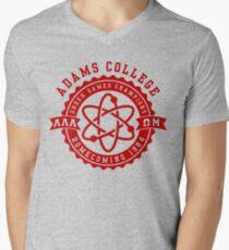 Adams College Greek Games Champions Men's V-Neck T-Shirt