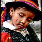 Cuenca Kids 1192 by Al Bourassa