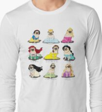 Pug Princesses T-Shirt
