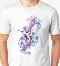 Spring Hummingbird Unisex T-Shirt