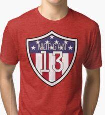 Alex Morgan #13   USWNT Tri-blend T-Shirt