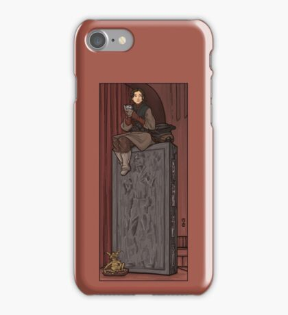 To Find a Way Out iPhone Case/Skin