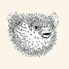 Pufferfish by Dan Tabata