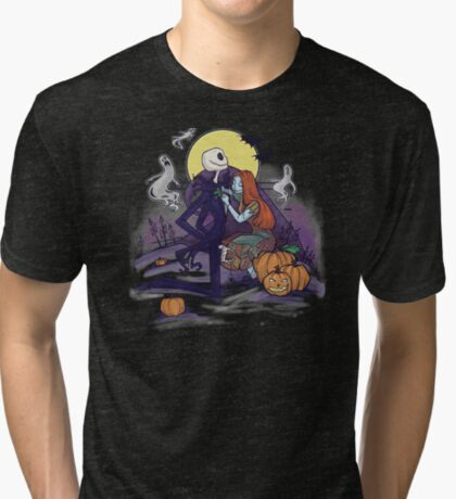 Halloween Hero Tri-blend T-Shirt