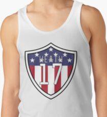 Tobin Heath # 17 | USWNT Tanktop für Männer
