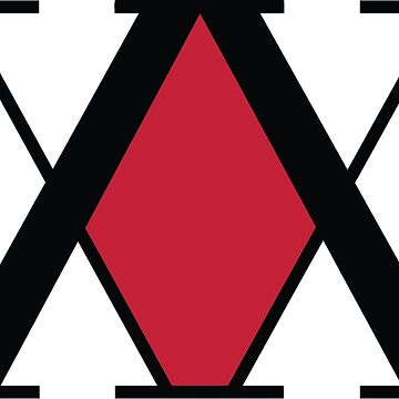 Hunter Association Logo - Hunter X Hunter by nintendino