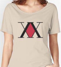 Hunter Association Logo - Hunter X Hunter Women's Relaxed Fit T-Shirt