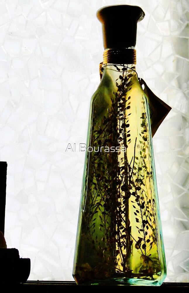 Spice In A Bottle by Al Bourassa