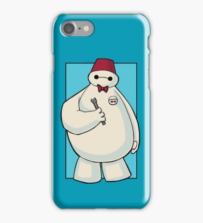 Doctor B iPhone Case/Skin
