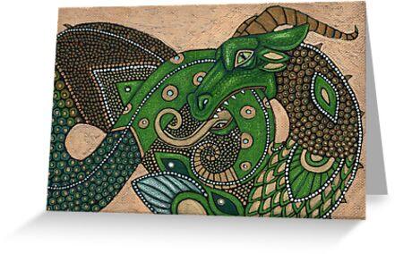 Serpentine by Lynnette Shelley