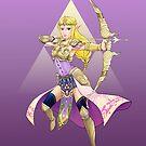 Hylian Warrior von GoldenLegend