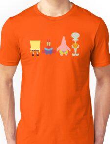 Minimalist Crew Unisex T-Shirt